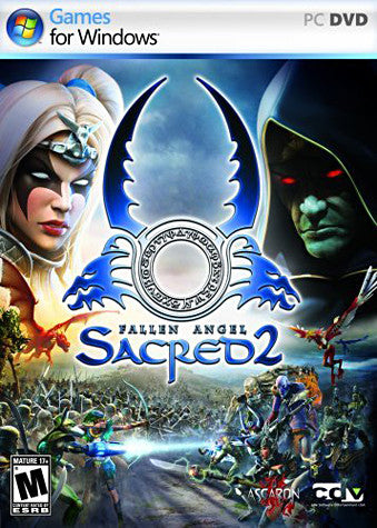 Sacred 2 - Fallen Angel (Limit 1 copy per client) (PC) PC Game
