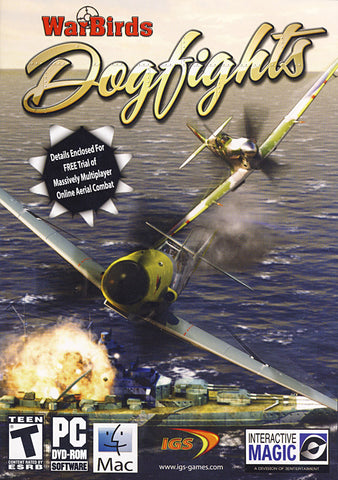 WarBirds Dogfights (PC) PC Game