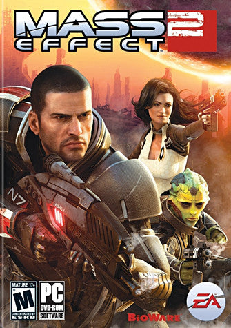 Mass Effect 2 (PC) PC Game