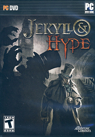 Jekyll and Hyde (PC) PC Game