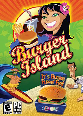 Burger Island (PC) PC Game