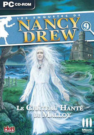 Nancy Drew: Le Chateau Hante de Malloy (French Version Only) (PC) PC Game