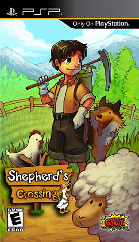Shepherd's Crossing (PSP) PSP Game