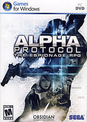 Alpha Protocol (Limit 1 copy per client) (PC)