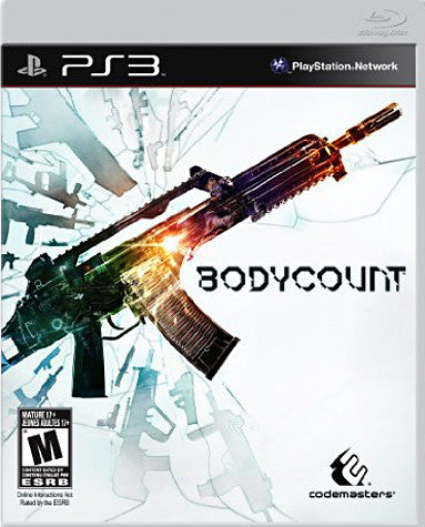 Bodycount (PLAYSTATION3) PLAYSTATION3 Game