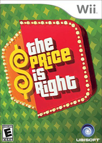 The Price is Right (NINTENDO WII) NINTENDO WII Game