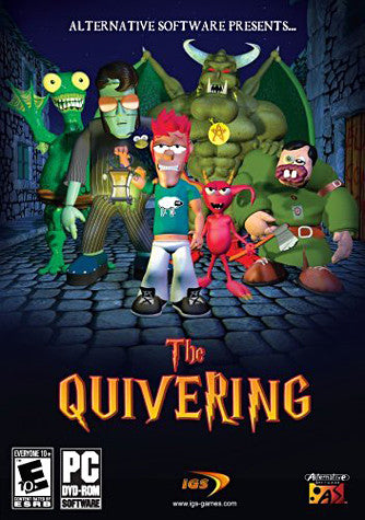 The Quivering (PC) PC Game