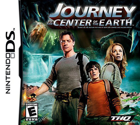 Journey to the Center of the Earth (DS) DS Game