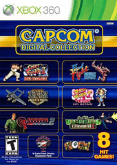 Capcom Digital Collection (Bilingual Cover) (XBOX360)