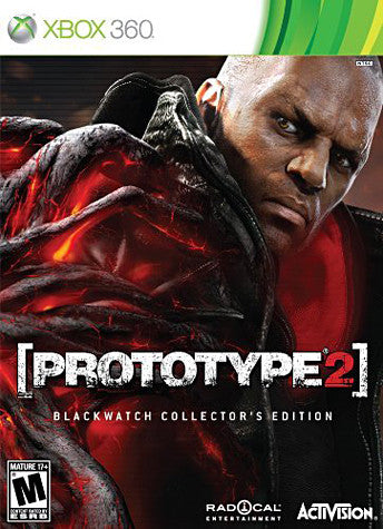 Prototype 2 - Blackwatch Collector's Edition (XBOX360) XBOX360 Game
