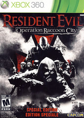 Resident Evil - Operation Raccoon City (Special Edition - Steelbook) (Bilingual Cover) (XBOX360)