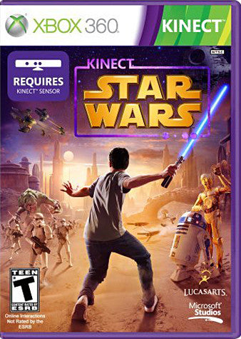 Star Wars (Kinect) (XBOX360) XBOX360 Game