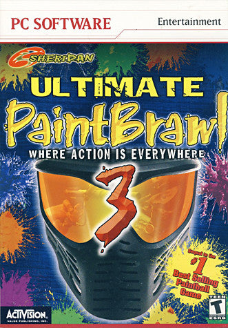 Ultimate Paintbrawl 3 (PC) PC Game