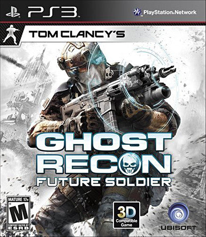 Tom Clancy's Ghost Recon - Future Soldier (PLAYSTATION3) PLAYSTATION3 Game