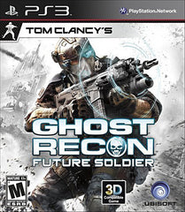 Tom Clancy's Ghost Recon - Future Soldier (PLAYSTATION3)