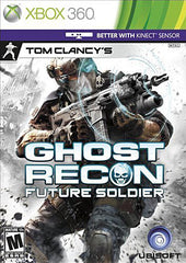 Tom Clancy's Ghost Recon - Future Soldier (XBOX360)
