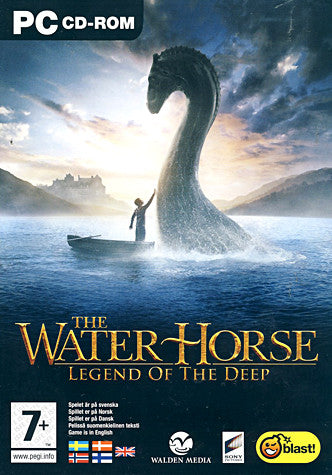 The Water Horse - Legend Of The Deep (PC) PC Game