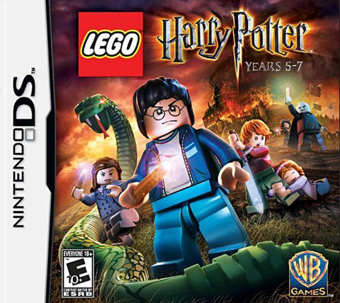 LEGO Harry Potter - Years 5-7 (DS) DS Game