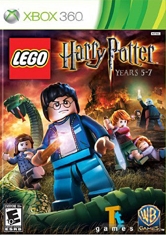 LEGO Harry Potter - Years 5-7 (XBOX360) XBOX360 Game