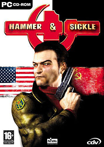 Hammer and Sickle (European) (PC) PC Game