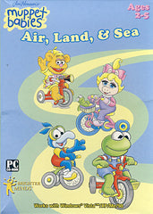 Muppet Babies Air, Land and Sea Software (PC)