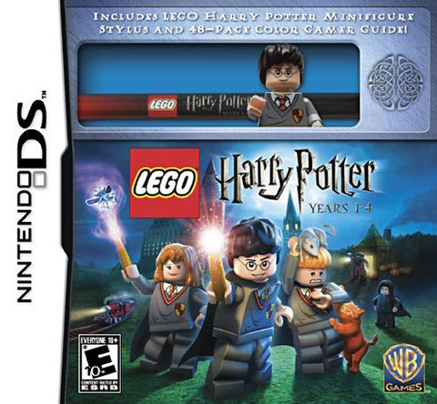 LEGO Harry Potter - Years 1-4 (Holiday Pack) (DS) DS Game