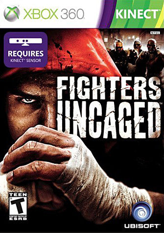 Fighters Uncaged (Kinect) (Bilingual Cover) (XBOX360) XBOX360 Game
