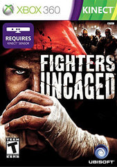 Fighters Uncaged (Kinect) (Bilingual Cover) (XBOX360)