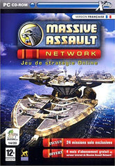 Massive Assault Network (French Version Only) (PC)