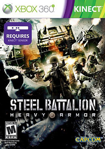 Steel Battalion - Heavy Armor (Kinect) (XBOX360) XBOX360 Game