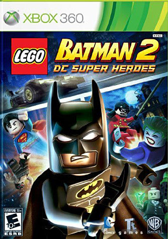 LEGO Batman 2 - DC Super Heroes (XBOX360) XBOX360 Game