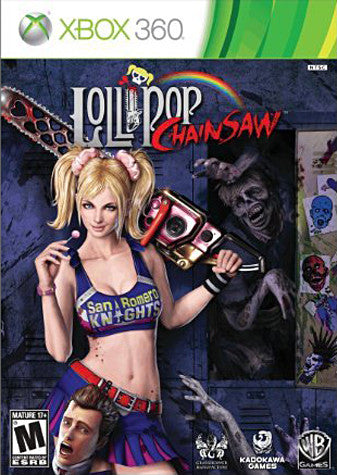 Lollipop Chainsaw (XBOX360) XBOX360 Game