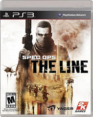 Spec Ops - The Line (Bilingual Cover) (PLAYSTATION3)