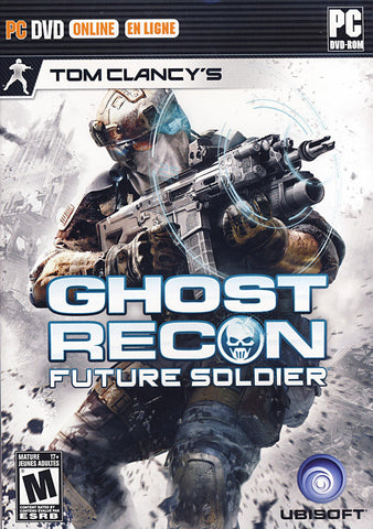 Tom Clancy's Ghost Recon - Future Soldier (PC) PC Game