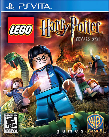 Lego Harry Potter - Years 5-7 (Trilingual Cover) (PS VITA) PS VITA Game