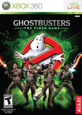 Ghostbusters - The Video Game (XBOX360) XBOX360 Game
