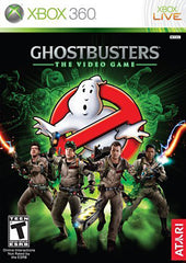 Ghostbusters - The Video Game (XBOX360)