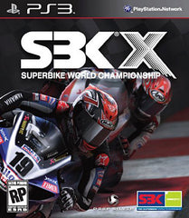 SBK X (PLAYSTATION3)