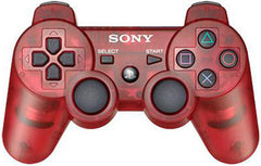 PlayStation 3 Dualshock 3 Wireless Controller - Crimson Red (Accessory) (PLAYSTATION3)