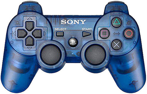PlayStation 3 Dualshock 3 Wireless Controller - Cosmic Blue (Accessory) (PLAYSTATION3) PLAYSTATION3 Game