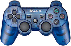 PlayStation 3 Dualshock 3 Wireless Controller - Cosmic Blue (Accessory) (PLAYSTATION3)
