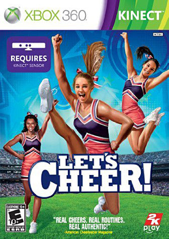 Let's Cheer (Kinect) (XBOX360) XBOX360 Game