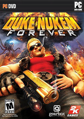 Duke Nukem Forever (Limit 1 copy per client) (PC) PC Game