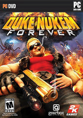 Duke Nukem Forever (Limit 1 copy per client) (PC)