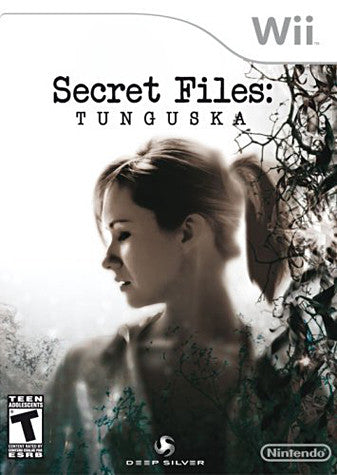 Secret Files - Tunguska (NINTENDO WII) NINTENDO WII Game