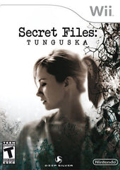 Secret Files - Tunguska (NINTENDO WII)