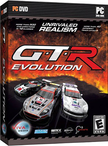 GTR Evolution (PC) PC Game