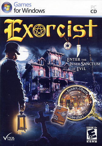 Exorcist (Limit 1 copy per client) (PC) PC Game