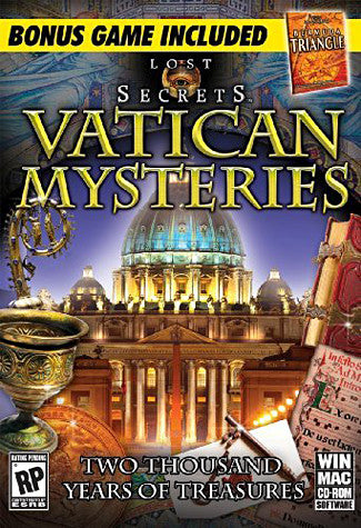 Lost Secrets - Vatican Mysteries (PC) PC Game