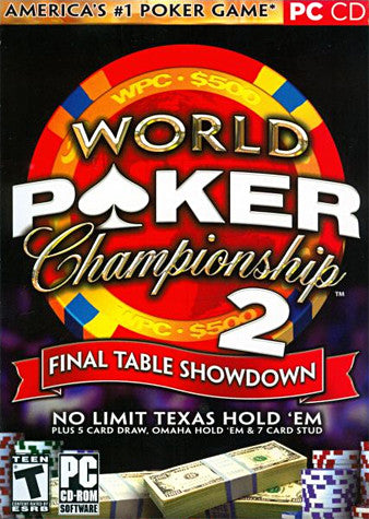 World Poker Championship 2 - Final Table Showdown (PC) PC Game